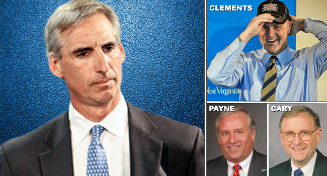 """West Virginia Radio Corp.'s lawsuit alleges that WVU athletics director Oliver Luck was part of a """"fraudulent scheme to benefit WV Media."""""""
