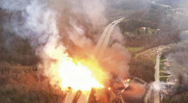 NTSB releases details of investigation into pipeline explosion in Sissonville