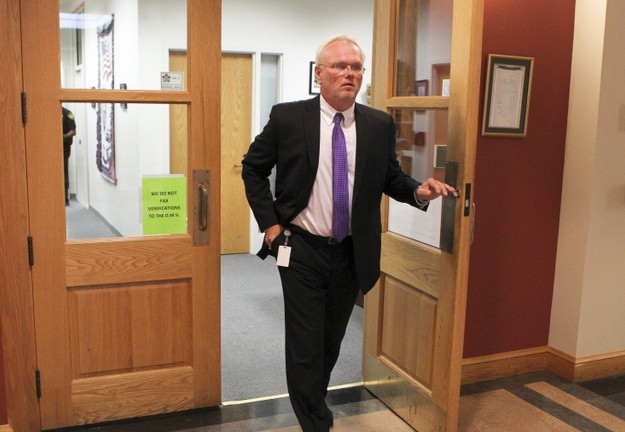 Harrison County Prosecutor Joe Shaffer says federal prosecutors considered Muller case for federal prosecution but decided it didn't meet the required elements.