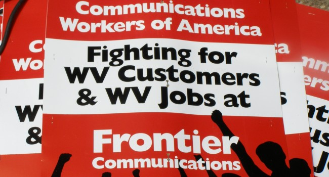 CWA members have rallied in recent weeks as negotiations continued