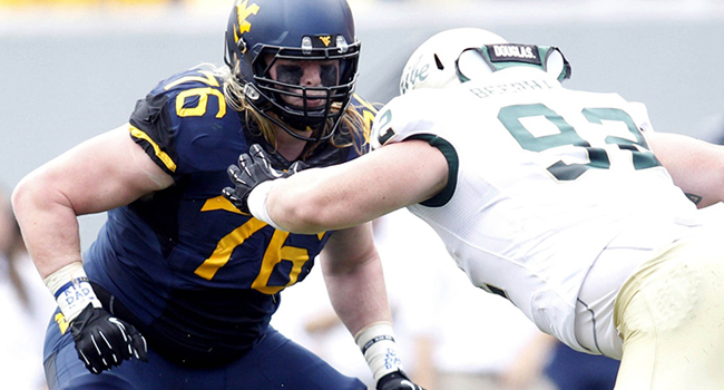 West Virginia fifth-year senior Pat Eger said veterans have four games to write a better legacy.