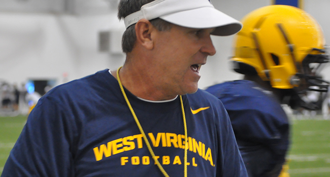 Defensive coordinator Keith Patterson has left West Virginia for Arizona State, where he will be reunited with former Pitt coach Todd Graham.