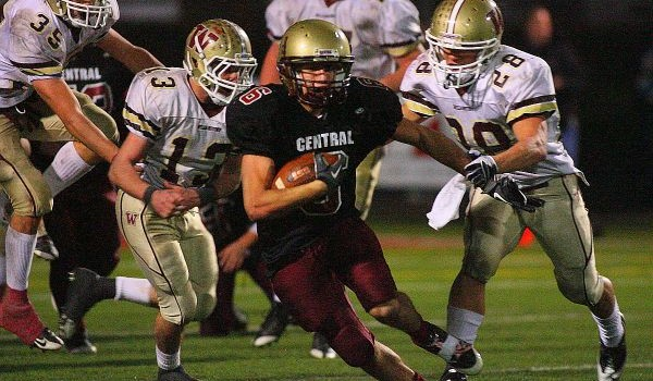After winning back-to-back titles in 2010 and 2011, Wheeling Central looks to get back there again in 2013.