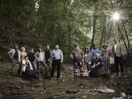 'Hatfields & McCoys: White Lightning' was scheduled to premiere on Thursday night on The History Channel.