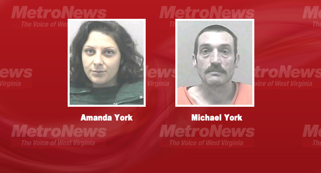 Amanda and Michael York killed three people in their front year near Hacker Valley last year.