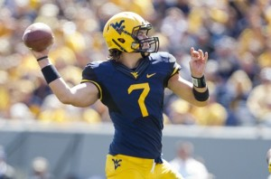 Former West Virginia quarterback Ford Childress has enrolled at Trinity Valley (Texas) Community College.