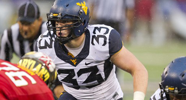 Jared Barber's 50 tackles leads the Mountaineers, but WVU's defense has been exploited the past two games for 110 points and 1,437 yards.