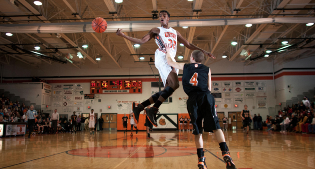 Former Martinsburg standout Donte Grantham has committed to Clemson.