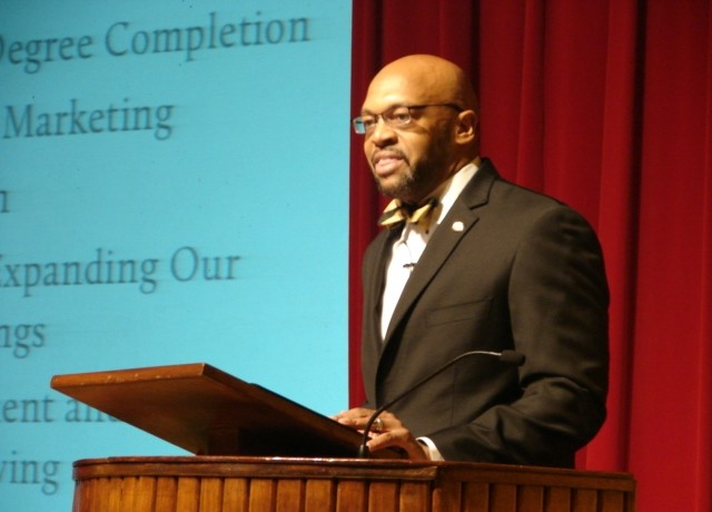 WVSU President Brian Hemphill says faculty and staff pay raises are long overdue.