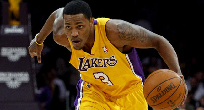 Former WVU forward Devin Ebanks, who spent the past three seasons with the Lakers, was cut from the Mavericks' preseason roster.