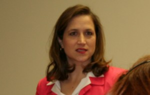 Secretary of State Natalie Tennant is a Democrat candidate for the U.S. Senate.