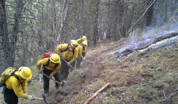 State foresters say they'll have fewer resources this year when battling forest fires.