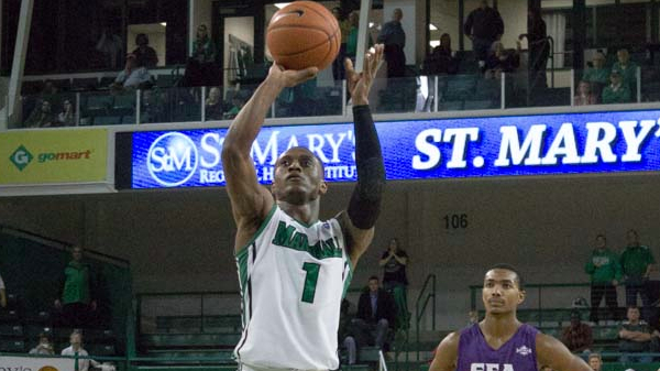 Marshall Men's Basketball vs Stephen F Austin 11/21/13