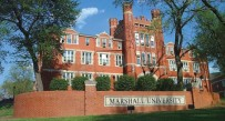 Marshall University is one of 22 public colleges and universities in the Mountain State.