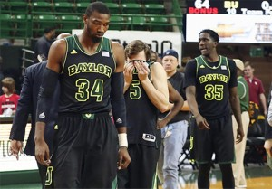 Cory Jefferson and Baylor were ranked No. 7 in the nation before a 1-5 start to Big 12 play dropped the Bears from the rankings.