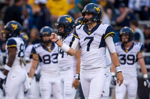 Quarterback Ford Childress, who made two starts for West Virginia last season as a redshirt freshman, has reportedly left school.