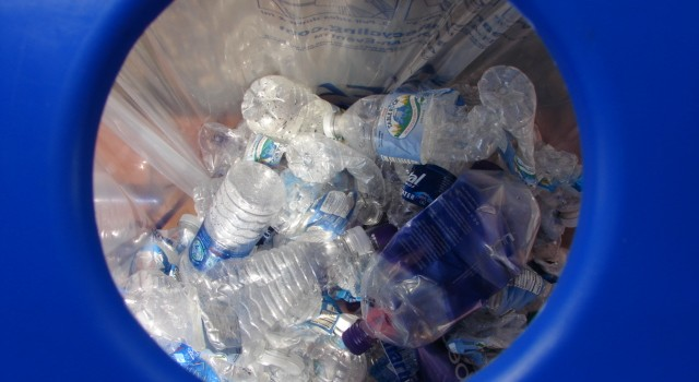 It's anticipated there will be millions of water bottles to recycle in the nine-county water emergency region.
