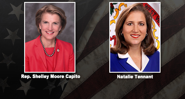 Senate Race Capito Tennant