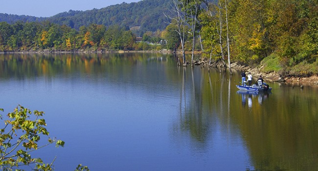 Wv metronews drawing to determine fishing tournaments at for Jackson lake fishing