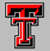 Texas Tech logo scored
