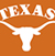 Texas logo scored