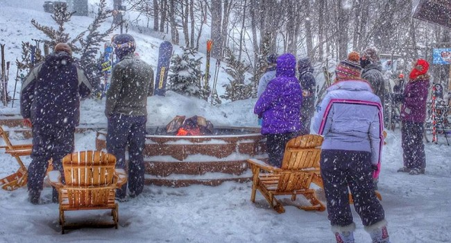Those at the Canaan Valley Firepit will be able to enjoy the season a little longer this year.
