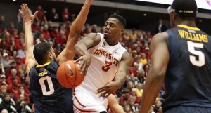 Save for two games against West Virginia in which he scored six and seven points, Iowa State's Melvin Ejim produced Big 12 player of the year numbers.
