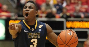Juwan Staten sat out Sunday's practice to rest his sprained ankle, according to coach Bob Huggins. His readiness—and West Virginia's urgency to keep playing—will be crucial to Tuesday night's NIT opener at Georgetown.