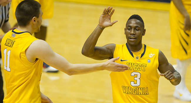 Juwan Staten scored a career-best 35 points and West Virginia downed K-State 81-71.