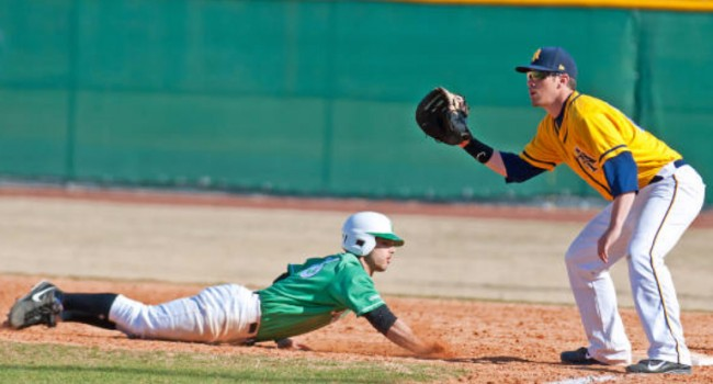 Marshall's record fell to .500 after a 2-1 loss to North Carolina A&T in the series rubber game.