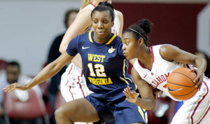 Foul-plagued West Virginia went deep into its bench on Thursday night, plying little-used guard Darius Faulk in a 76-75 win over Oklahoma.