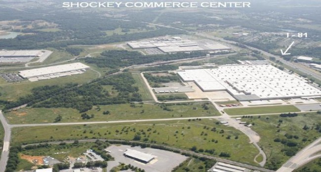 Rust-Oleum will lease space in the Shocky Commerce Center, the former GM plant.