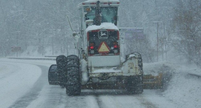Snow removal and ice control was nearly 12 Million over budget in the harsh winter of 2014.