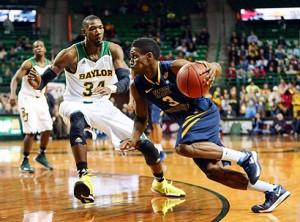 West Virginia's Juwan Staten was a two-time All-Big 12 point guard, but measured at 5-11 in pre-draft workouts, he's unlikely to be selected tonight.