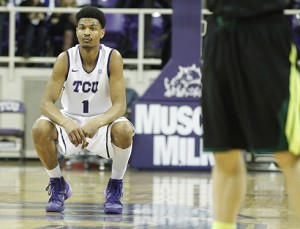 Even the arrival of four-star freshman center Karviar Shepherd hasn't been enough to deliver TCU a Big 12 victory this season. The Horned Frogs are in danger of becoming only the fourth power-conference school since 2000 to go winless in its league.