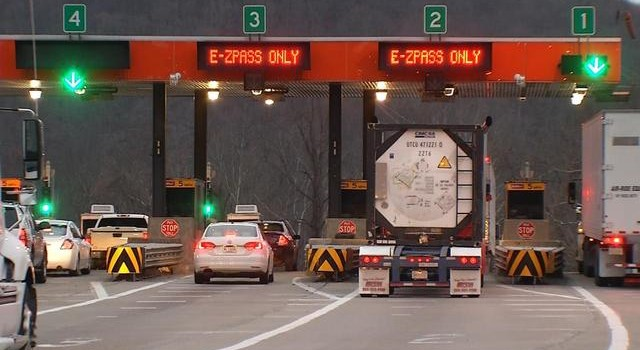 Lower gasoline prices credited for increased traffic on the WV Turnpike during the holiday weekend.