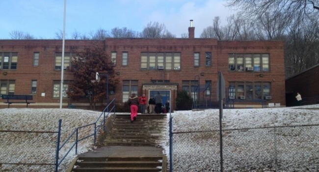 Watts Elementary on Charleston's West Side had to close early Thursday because of a licorice smell.