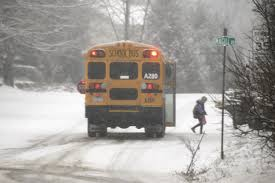 School days are the exception rather than the norm for the past month in West Virginia.