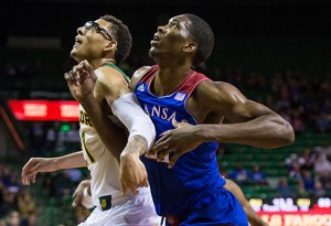 Baylor center Isaiah Austin got a feel for how talented Kansas center Joel Embiid is. The Jayhawks 7-footer plans to sit out the final two regular-season games in order to rest his injured back.