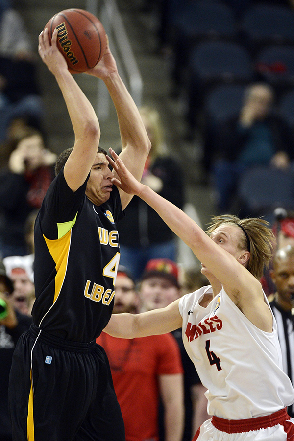 West Liberty's title hopes fade late