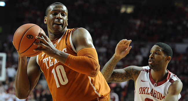 Texas forward Jonathan Holmes said the Longhorns are ready to compete for a Big 12 tournament title and not taking West Virginia lightly.