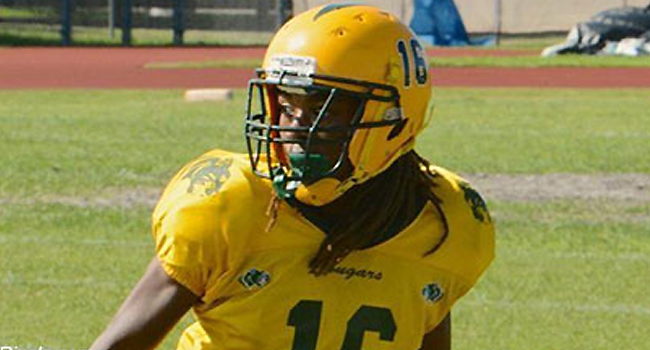 Sheldrick Redwine, a 6-foot-2 cornerback from Killian High in Miami, Fla., committed to West Virginia.