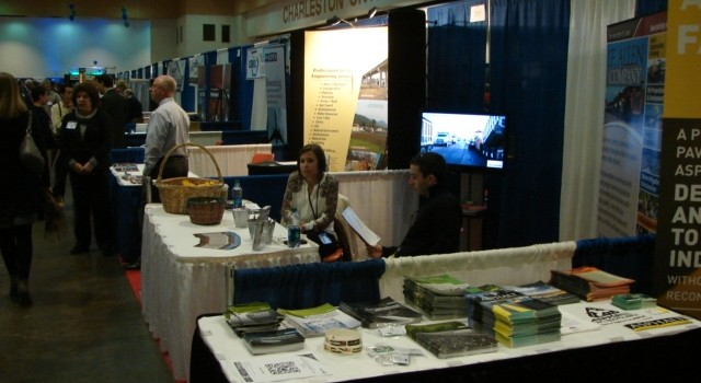 Annual manufacturing trade expo was held at the Charleston Civic Center Wednesday and Thursday.