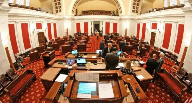 State lawmakers passed dozens of bills in the final hours of the legislative session Saturday night.