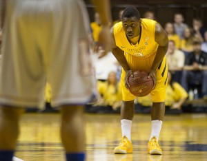 Point guard Juwan Staten said he's returning to West Virginia for his senior season in hopes of taking the Mountaineers to the NCAA tournament.