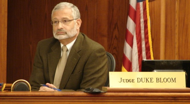 Kanawha County Circuit Judge Duke Bloom appointed a special prosecutor to handle most domestic related cases in Kanawha County.