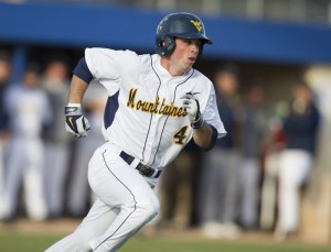 West Virginia center fielder Bobby Boyd led the Big 12 with a .356 batting average and was drafted in the eighth round by the Astros.