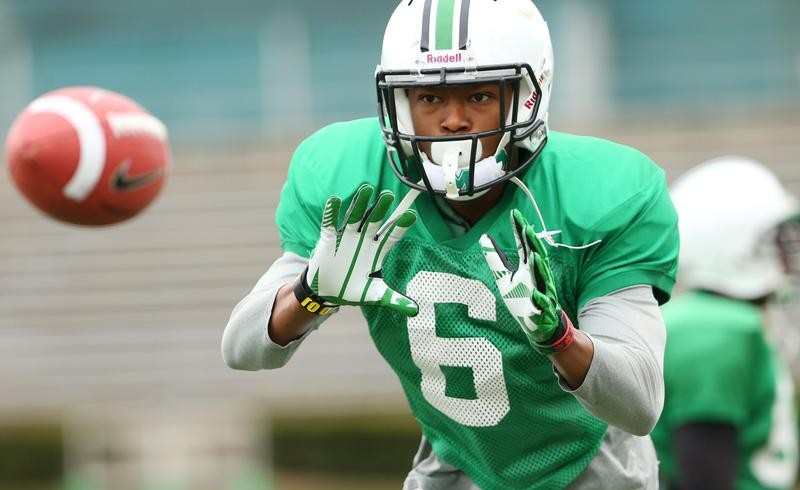 Davonte Allen could be an outside threat for The Herd in 2014.