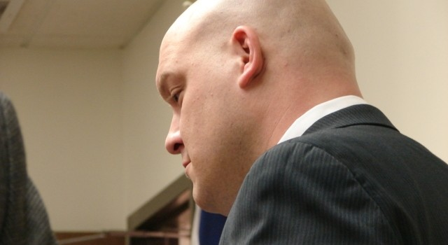 Kanawha County Prosecutor Mark Plants was in court Friday on a domestic violence petition filed against him.