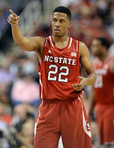 N.C. State returns guard Ralston Turner and four other players with Division I starting experience next season.
